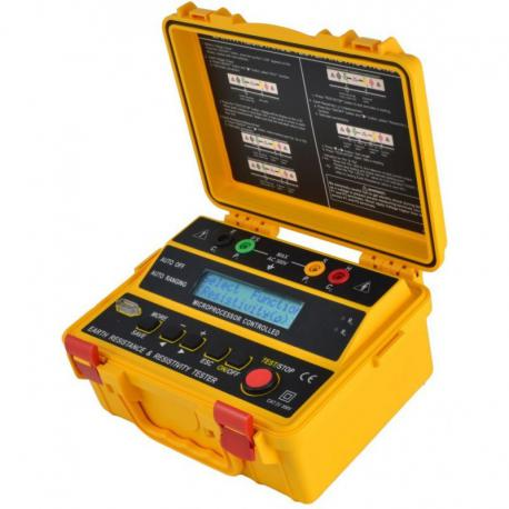 Telurómetro digital Hibok-4236R