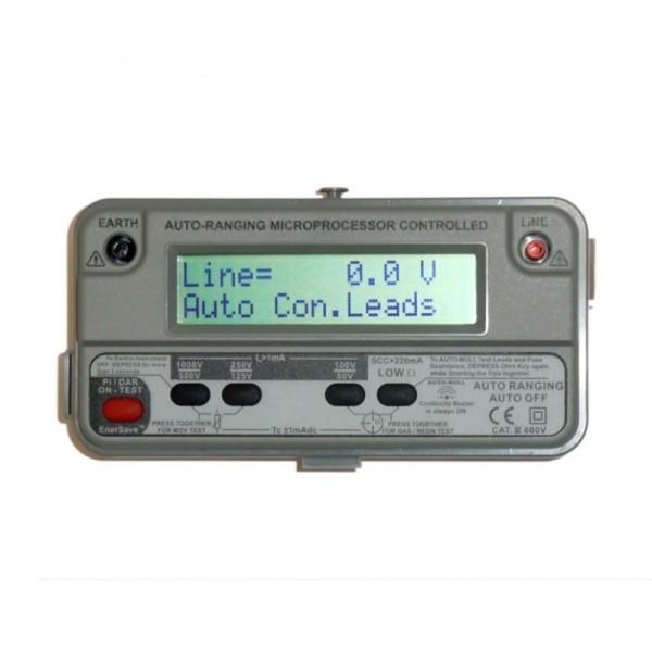 Medidor de aislamiento HIBOK647 (1000V)