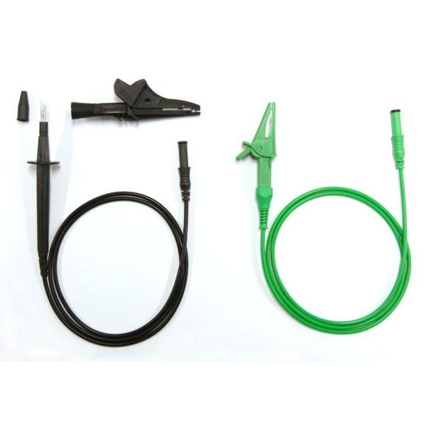 Cables de prueba de aislamiento AL30