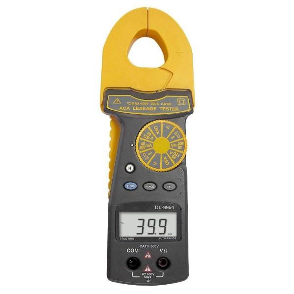 Pinza de fugas DL-9954 TRMS (10uA)