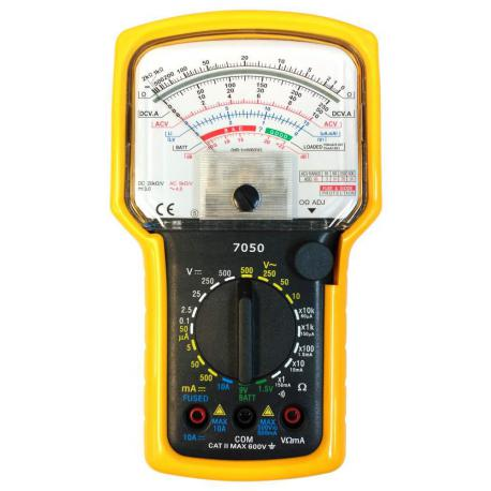 Multímetro analógico Mod. 7050