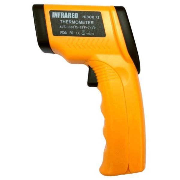 Termómetro de infrarrojos HIBOK71