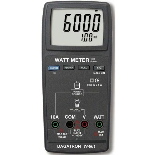 Vatímetro DAGATRON W601