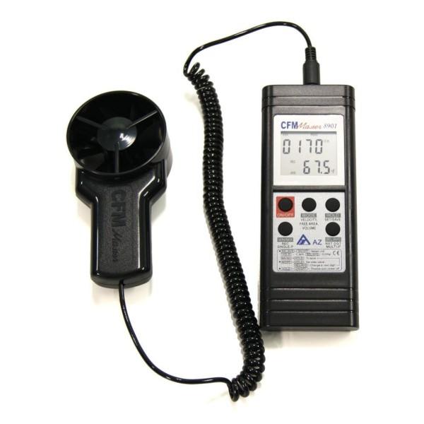 Anemómetro AM8901