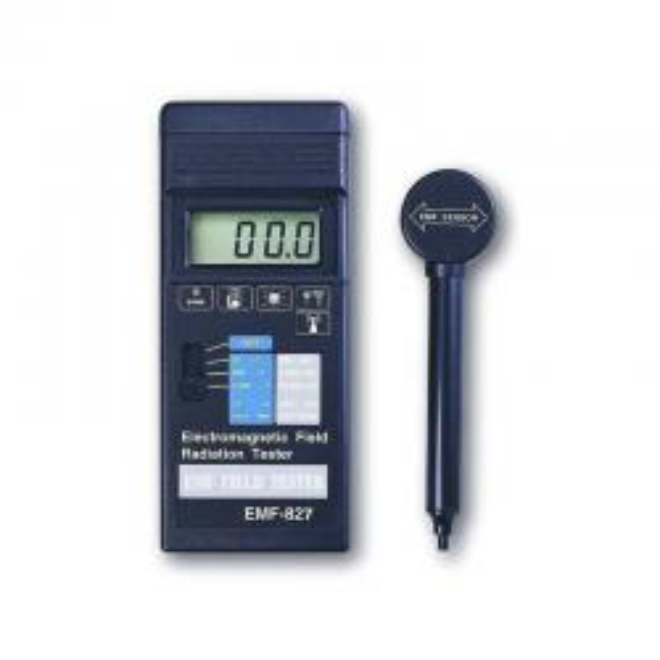 Medidor de campo electromagnético EMF-827