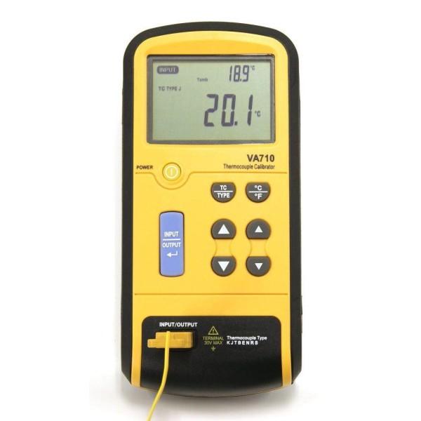 Calibrador de termopares VA710