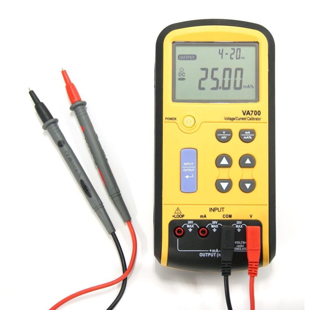 Calibrador generador de señal VA-700