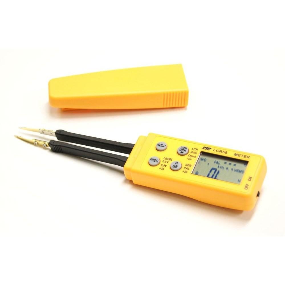 Medidor de componentes LCR-58