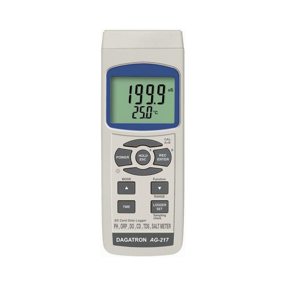 Medidor de calidad del agua AG-217