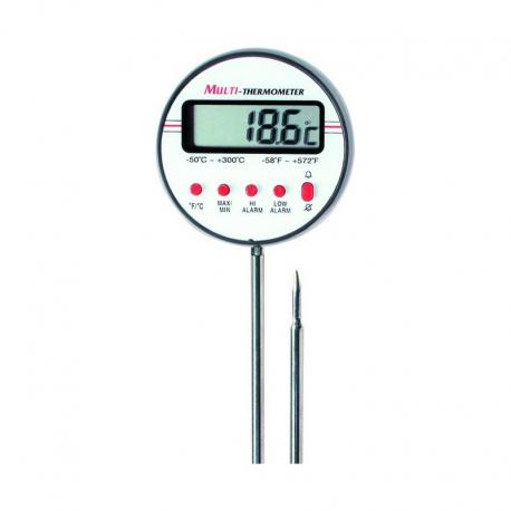 Termómetro de varilla Hibok-114