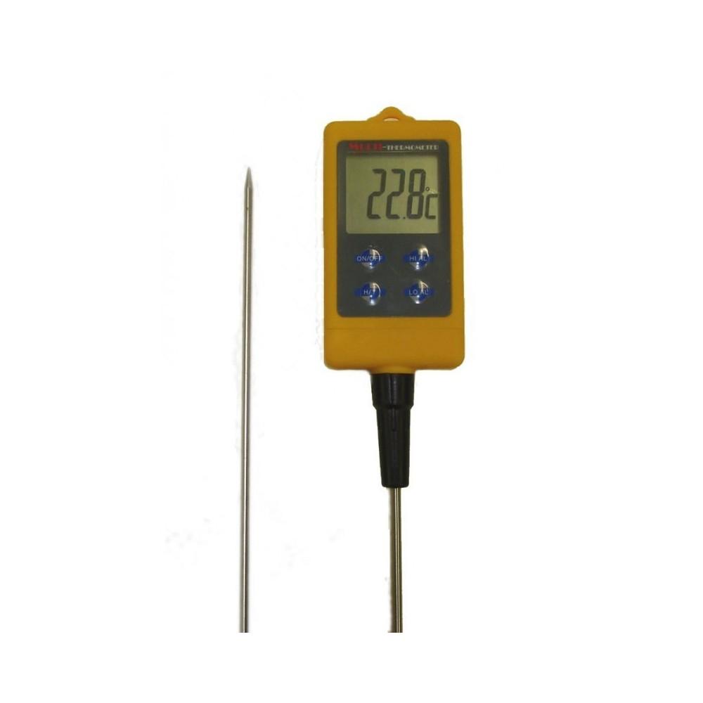 Termómetro de varilla Hibok-117