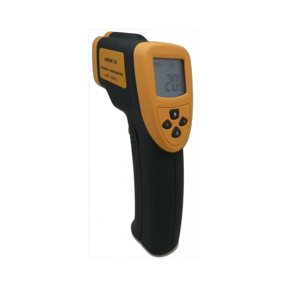 Termómetro infrarrojo Hibok-74