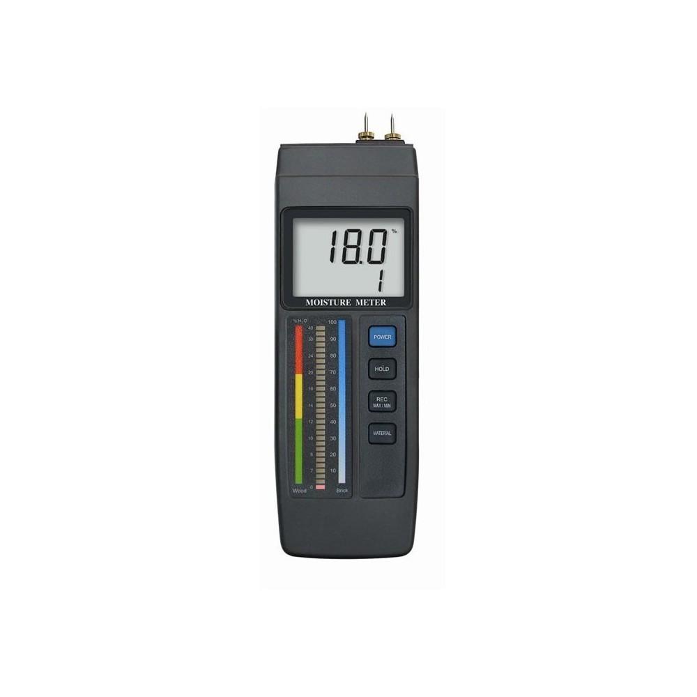 Higrómetro para madera MS-7003
