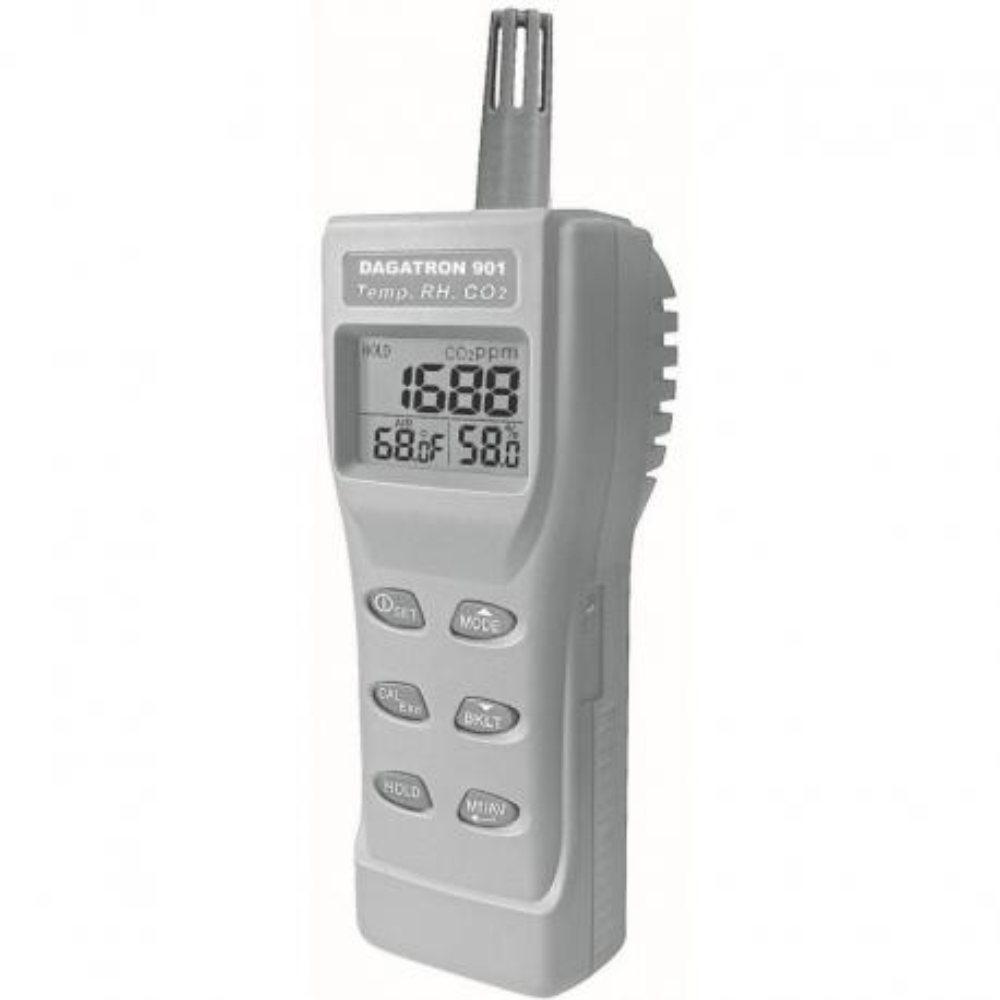 Medidor de calidad de aire Dagatron-901