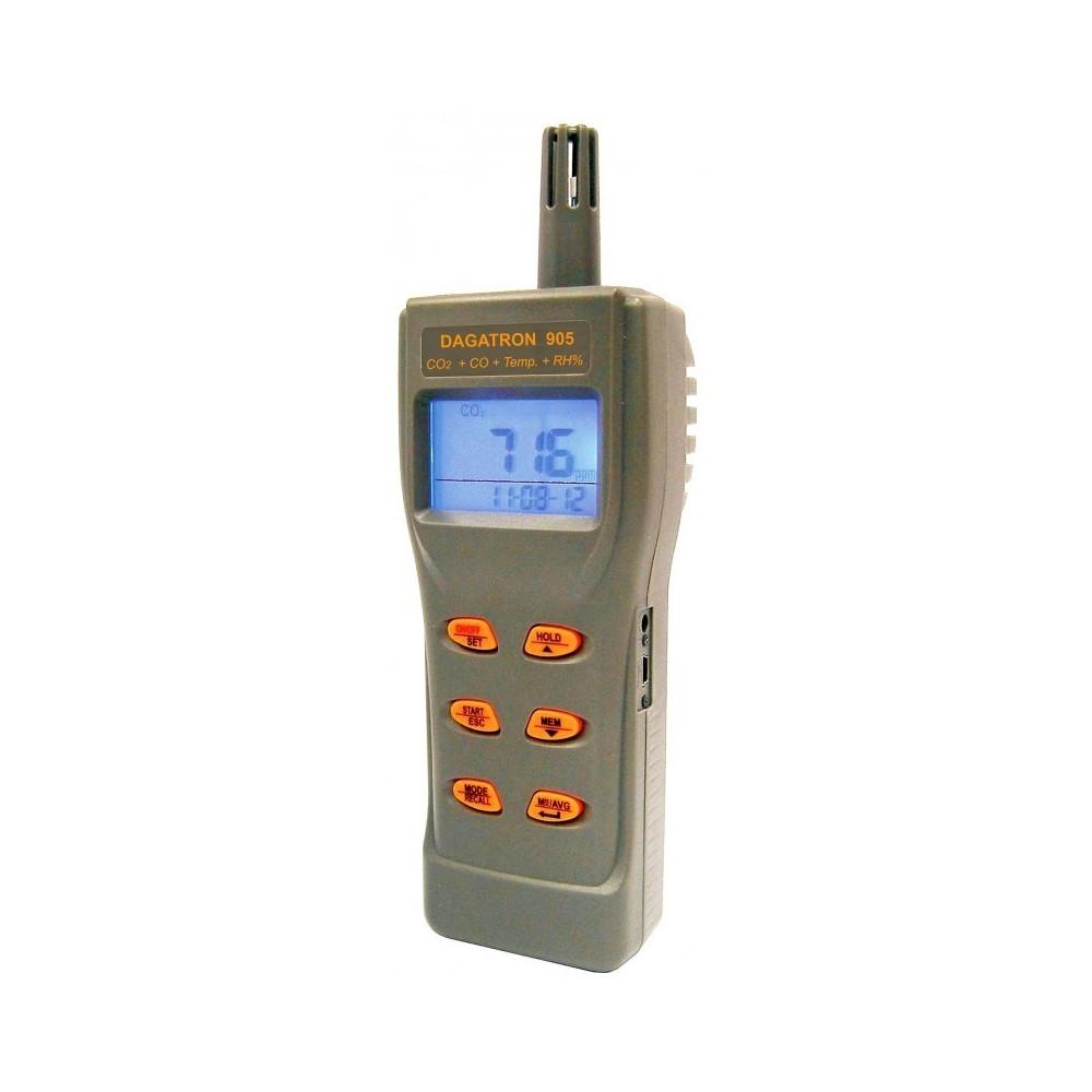 Medidor de calidad del aire Dagatron-905