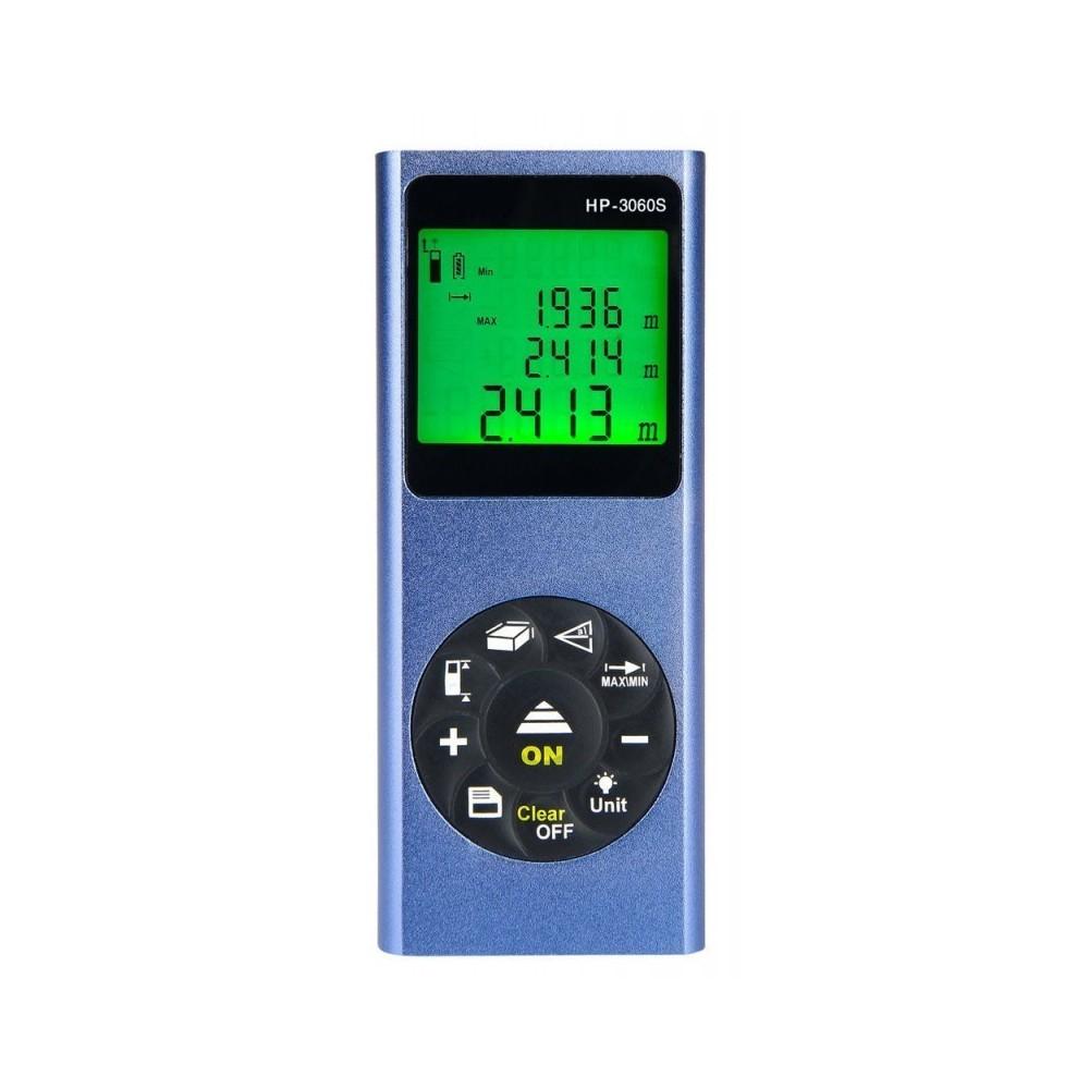 Medidor láser de distancias HP-3060-S
