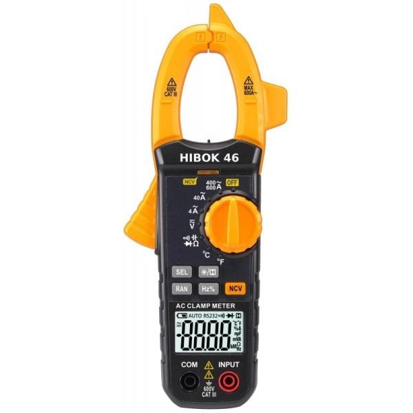 Pinza amperimétrica multifunción HIBOK46