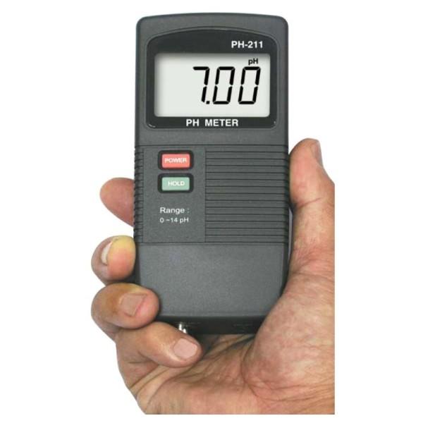 Medidor de pH PH-211-Phmetro
