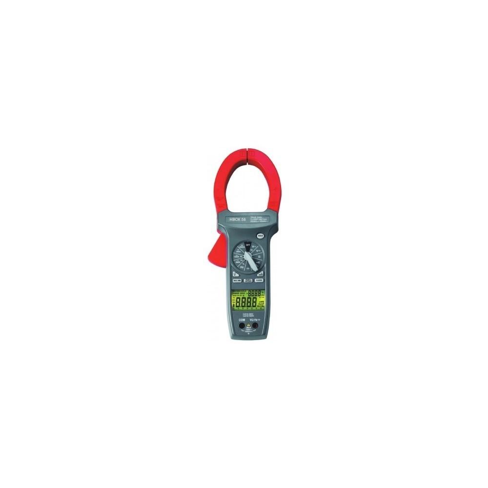 Pinza amperimétrica Hibok58