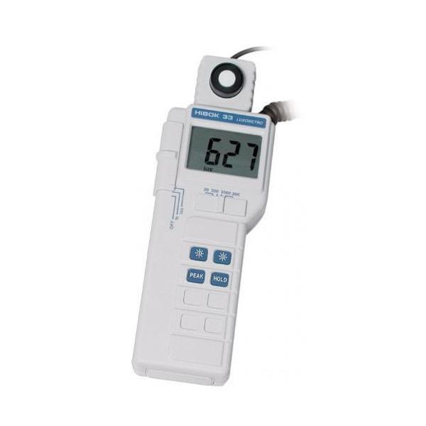 Luxómetro digital Hibok-33
