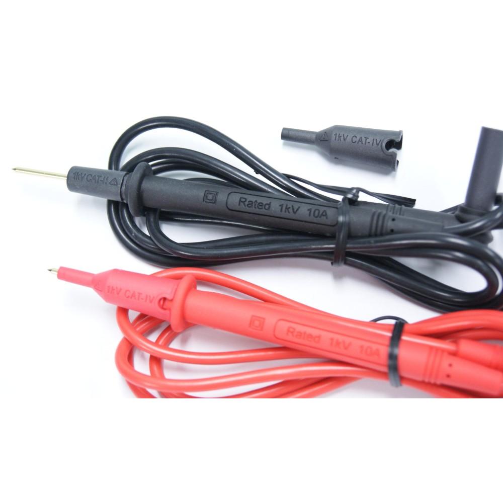 Cables de prueba con cocodrilo TLBrymen