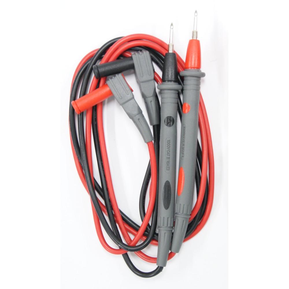 Cables de prueba con cocodrilo TL90N