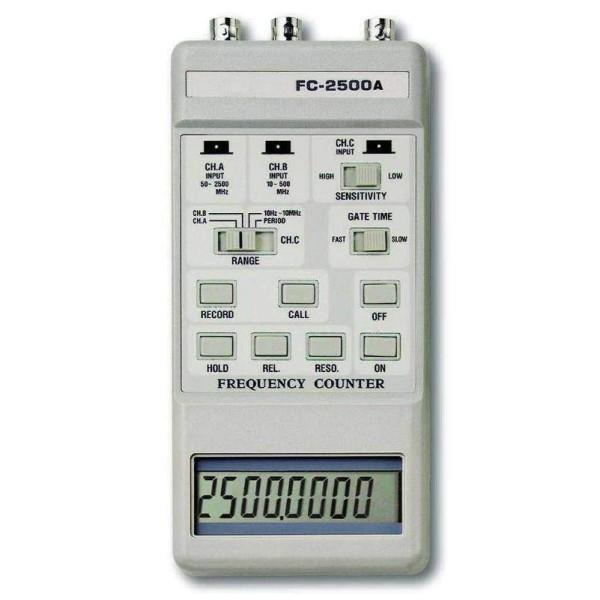 Frecuencímetro FC2500A