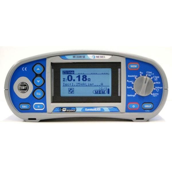 Comprobador Instalaciones MI3100SE