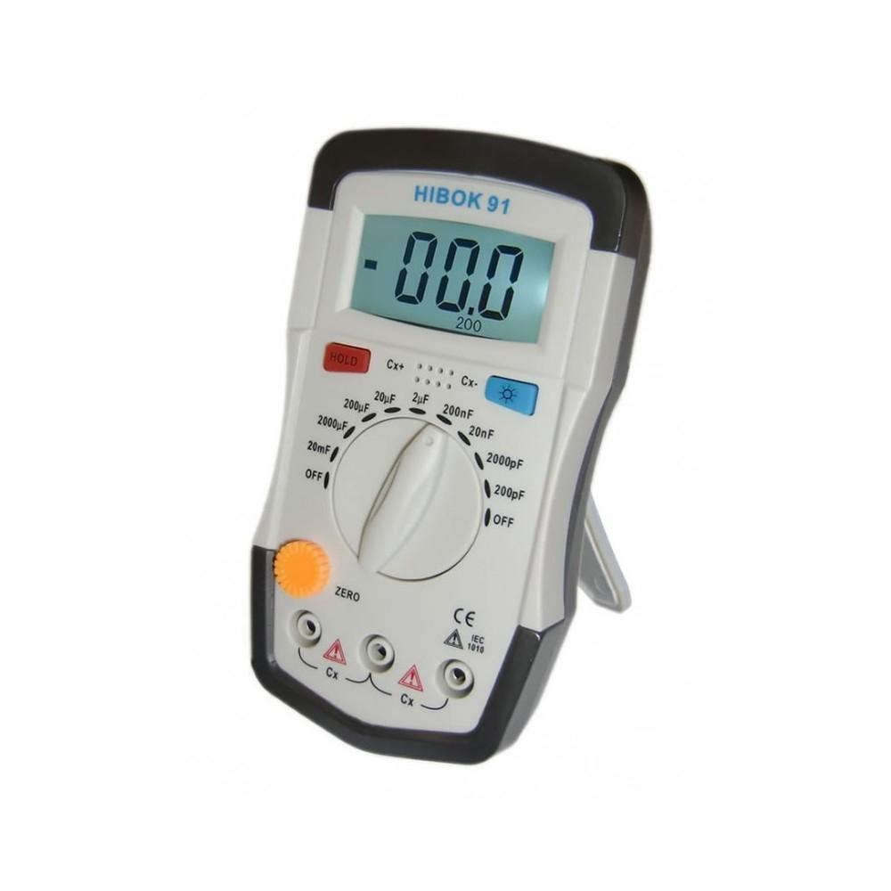 Capacímetro Hibok-91