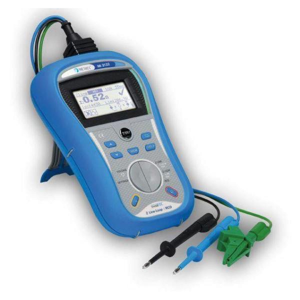 Medidor de Impedancia de Bucle Metrel MI3122