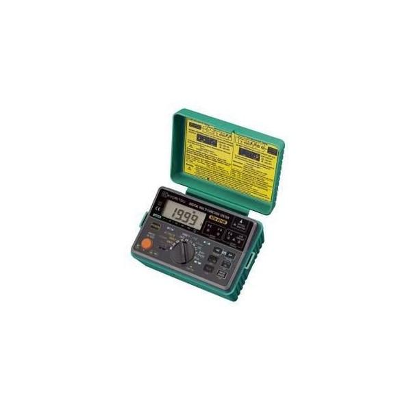 Comprobador de instalaciones eléctricas KYORITSU6010B