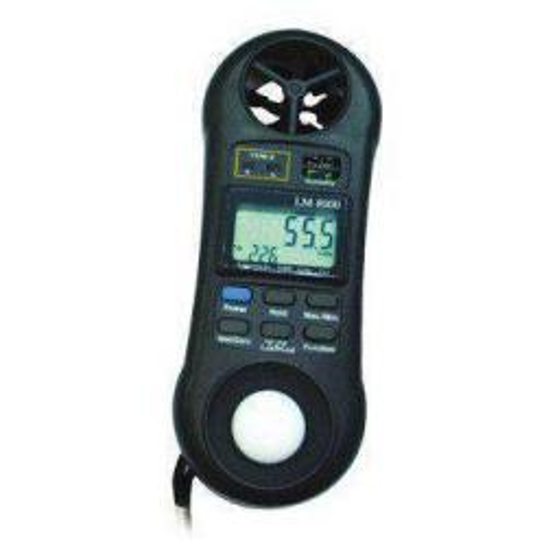 Medidor ambiental multifunción LM8000A
