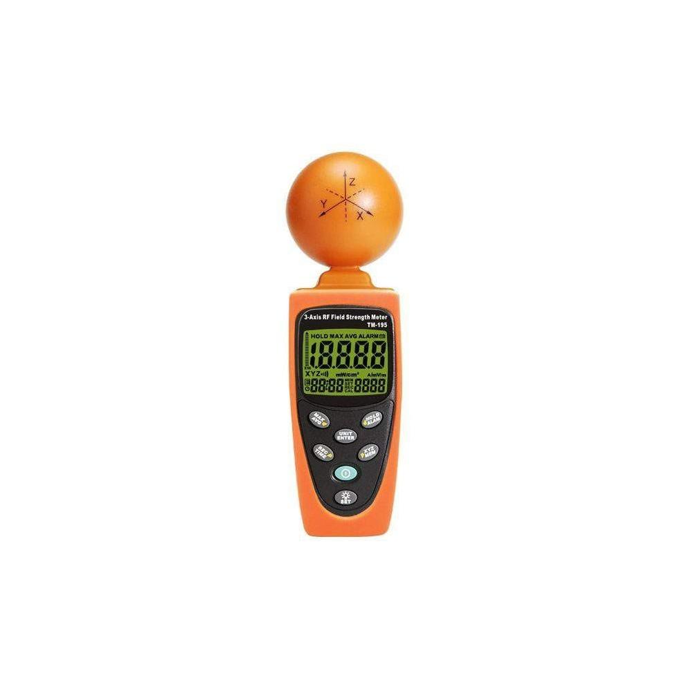 Medidor de alta frecuencia TM195