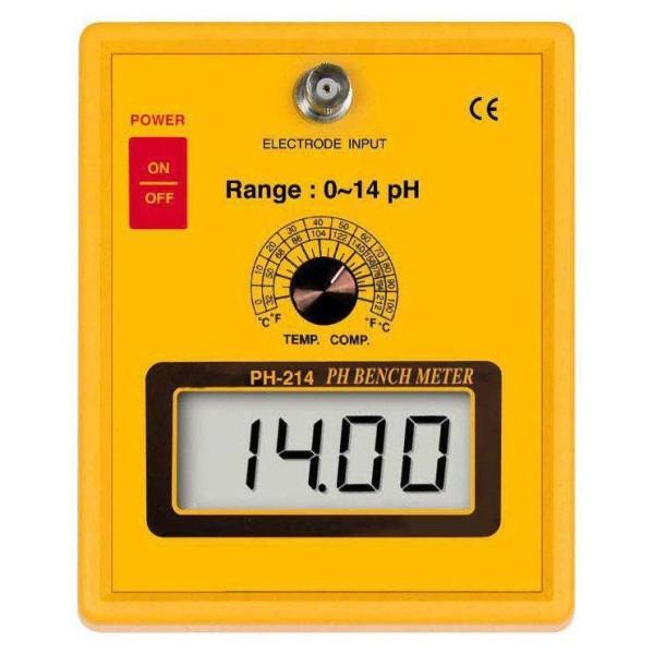 Medidor de pH HIBOK214