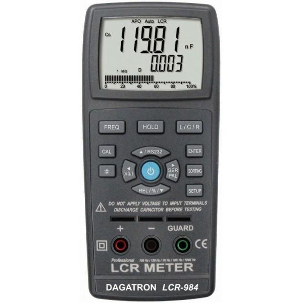 Medidor LCR DAGATRON984