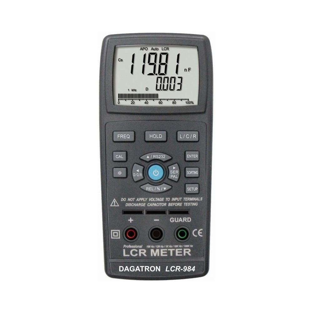 Medidor LCR Dagatron-984