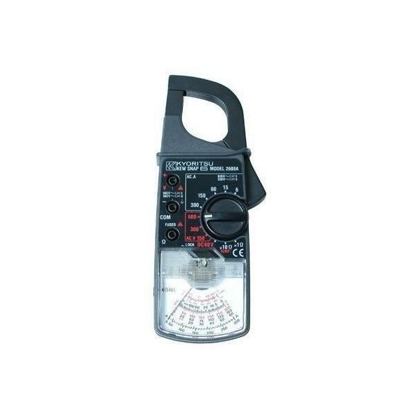 Pinza amperimétrica analógica KYORITSU2608A