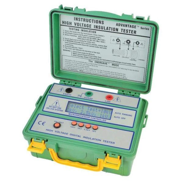 Medidor de aislamiento 4104IN (10kV)