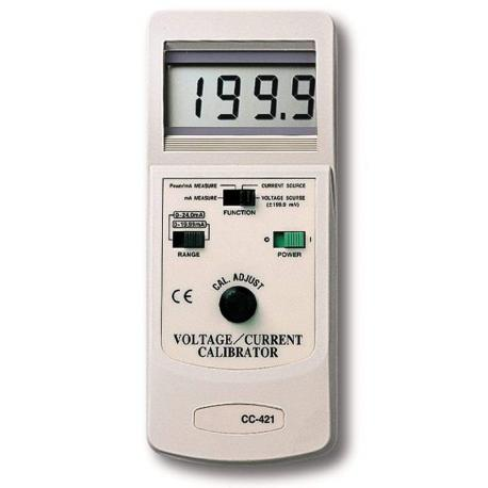 Calibrador eléctrico CC421