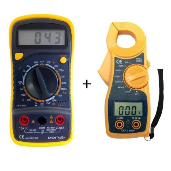 Oferta pack de iniciación electrónica / electricidad. Formado por 3 unidades de cada modelo.