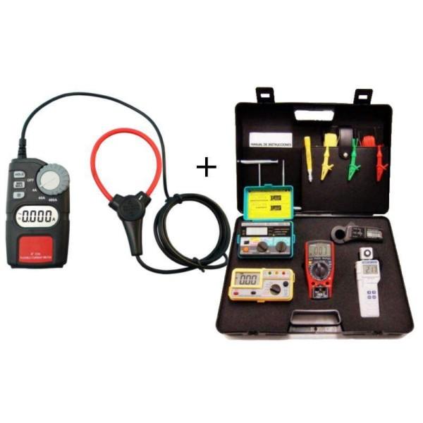 Oferta conjunto de herramientas instalador categoría básica