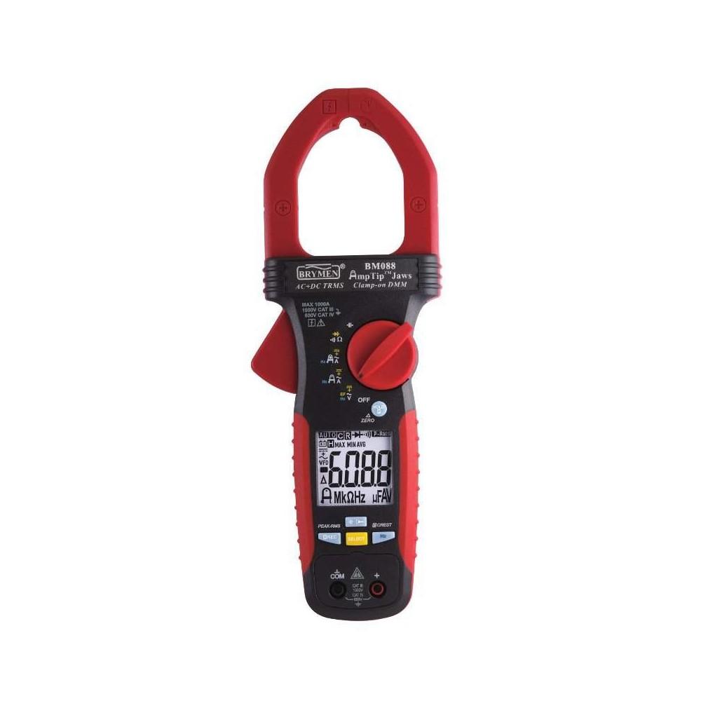 Pinza amperimétrica BM-088