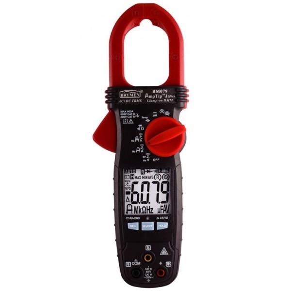 Pinza amperimétrica BRYMEN BM079