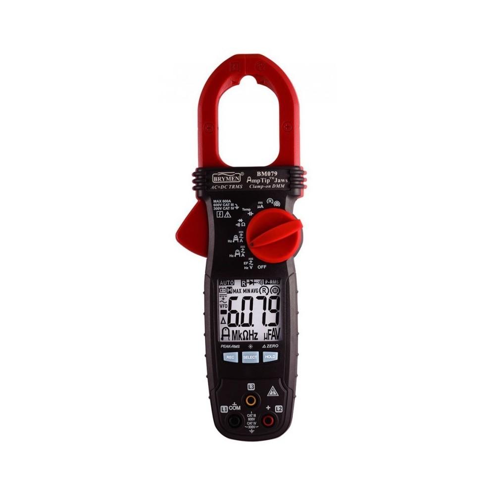 Pinza amperimétrica Brymen BM-079