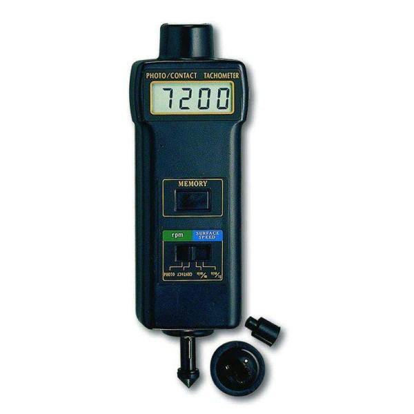Tacómetro de contacto y óptico HIBOK22