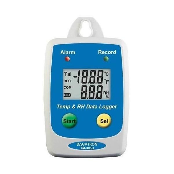 Termohigrómetro TM305U