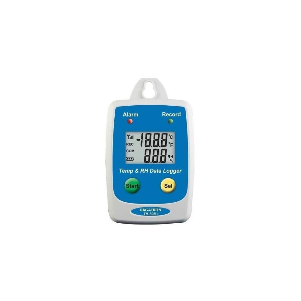 Termohigrómetro TM-305-U