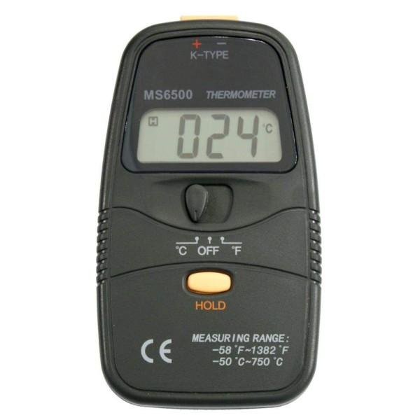 Termómetro HIBOK13 tipo K