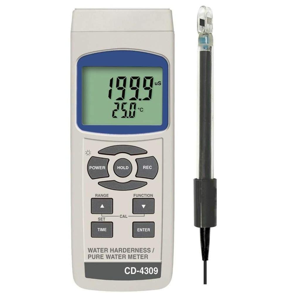 Medidor de conductividad CD4309