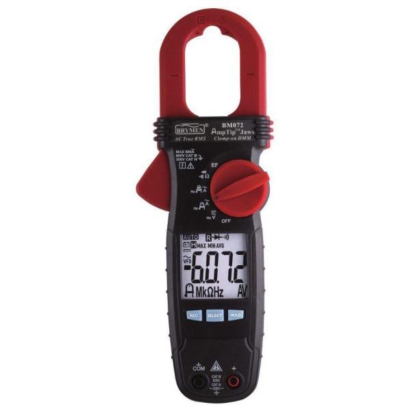 Pinza amperimétrica TRMS Brymen BM072